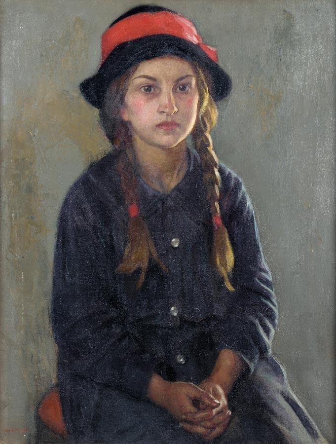 HAROLD KNIGHT, R.A. 1874-1961