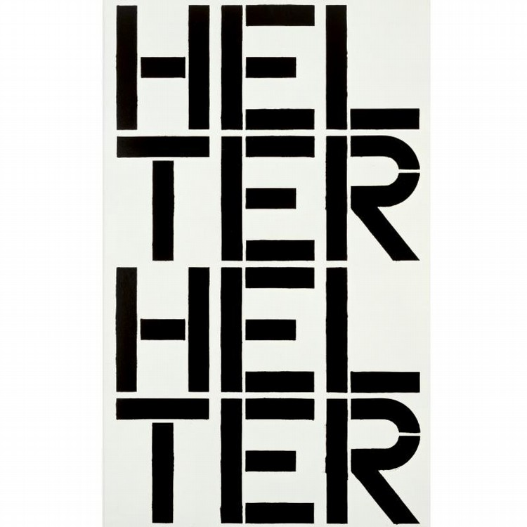 l - CHRISTOPHER WOOL