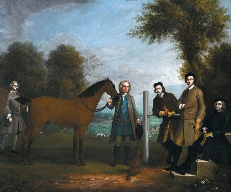 ARTHUR DEVIS 1711-1787