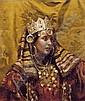f - JOSE MORENO Y CARBONERO SPANISH, 1858 OU 1860 - 1942, José Moreno Carbonero, Click for value