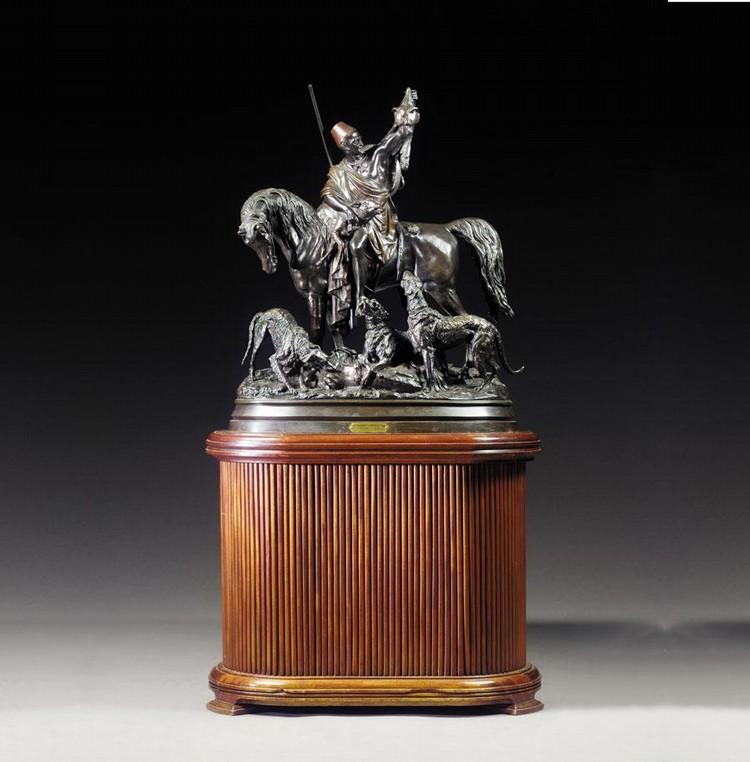 ARTHUR WAAGEN GERMAN, 1833-1898