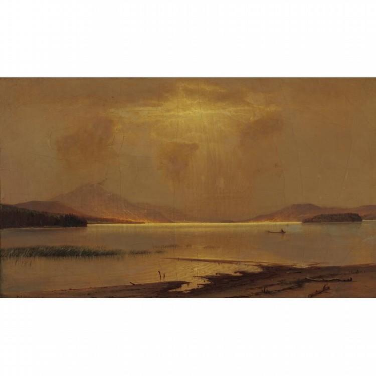 JOHN CARLETON WIGGINS 1848-1932