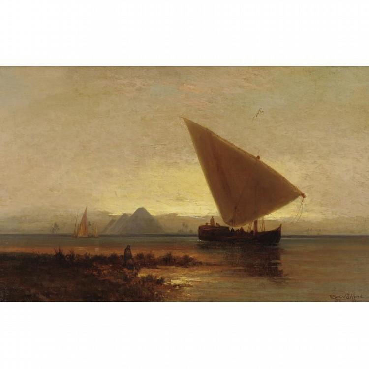 ROBERT SWAIN GIFFORD 1840-1905