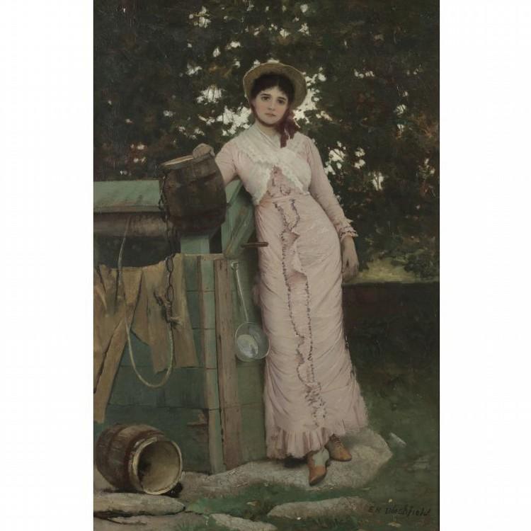 EDWIN HOWLAND BLASHFIELD 1848-1936