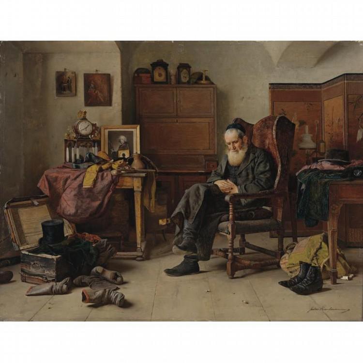 ISIDOR KAUFMANN 1853-1921