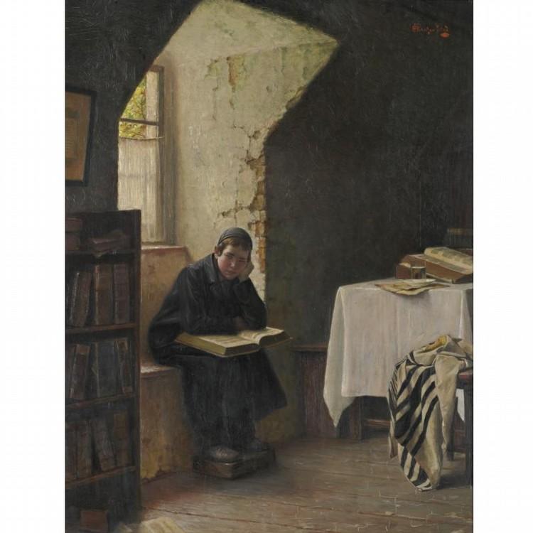 ALOIS HEINRICH PRIECHENFRIED 1867-1953