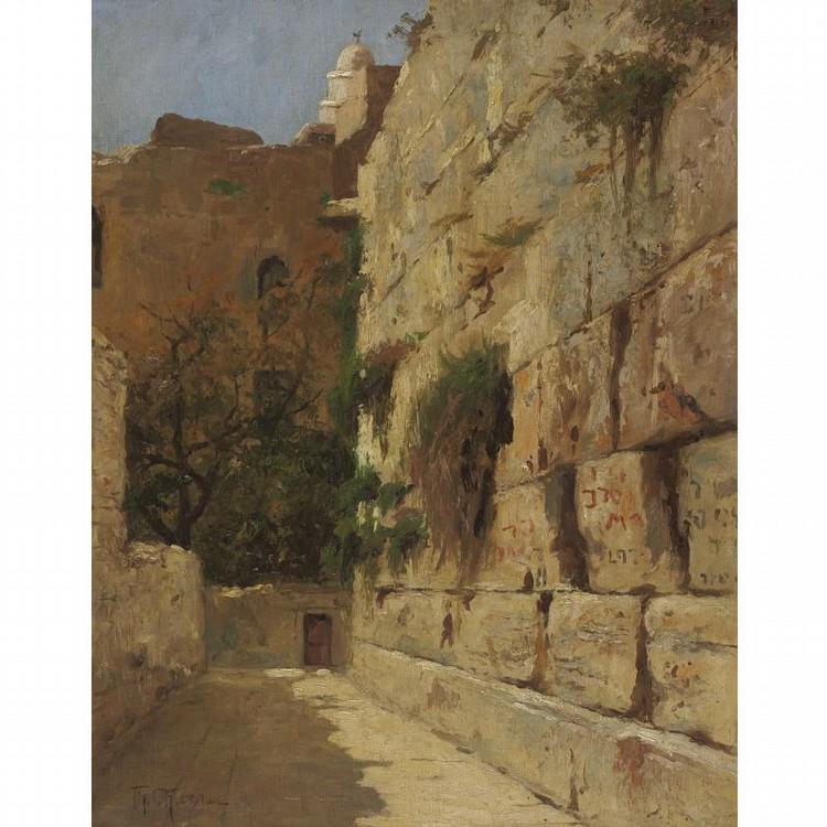 THEODOR OHLSEN 1855-1913