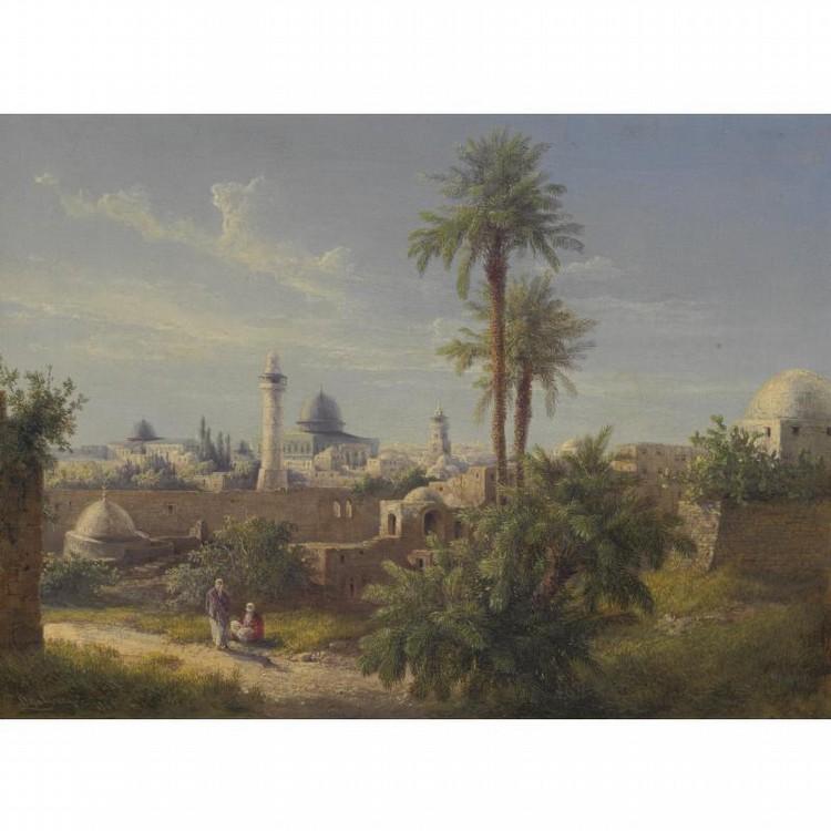 FRIEDRICH OTTO GEORGI 1819-1874