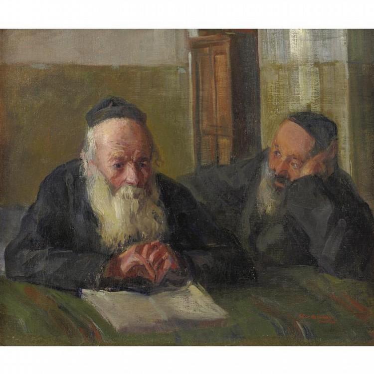 ARTUR MARKOWICZ 1872-1934