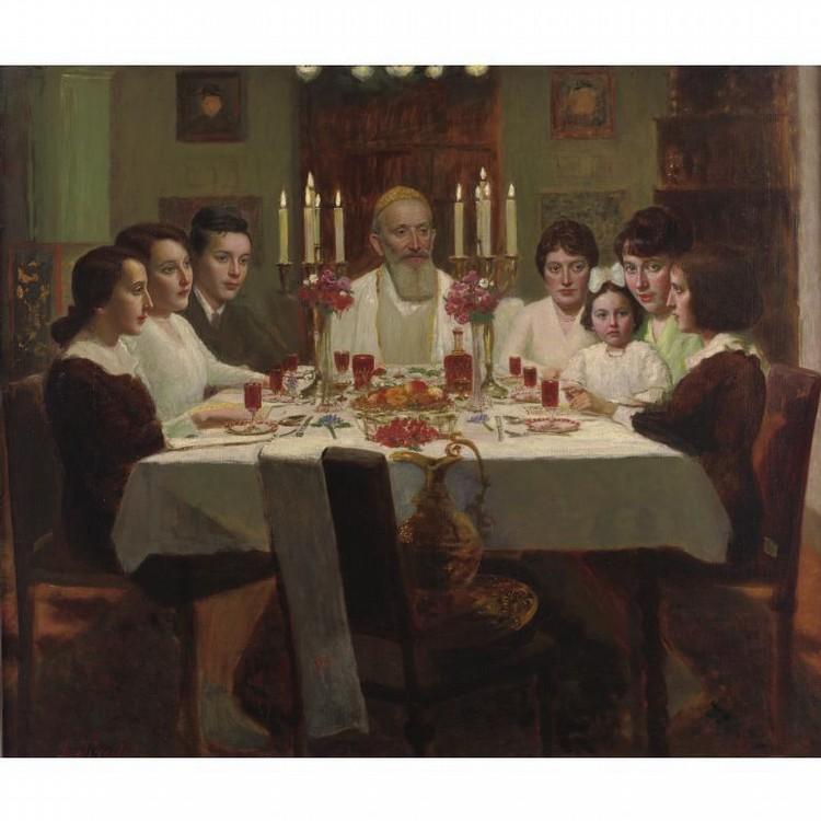 LAZAR KRESTIN 1868-1938