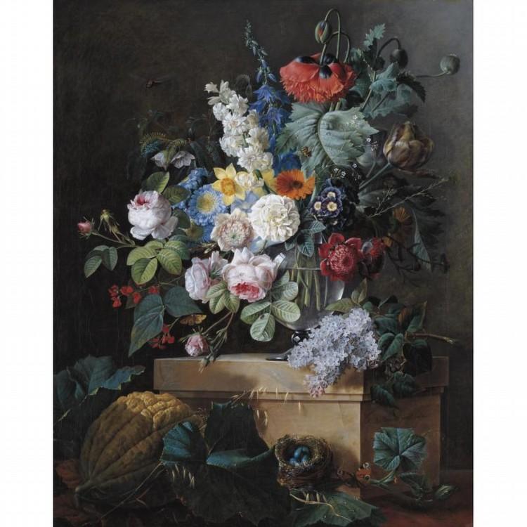 PIERRE-JOSEPH REDOUTÉ SAINT-HUBERT 1759 - 1840 PARIS