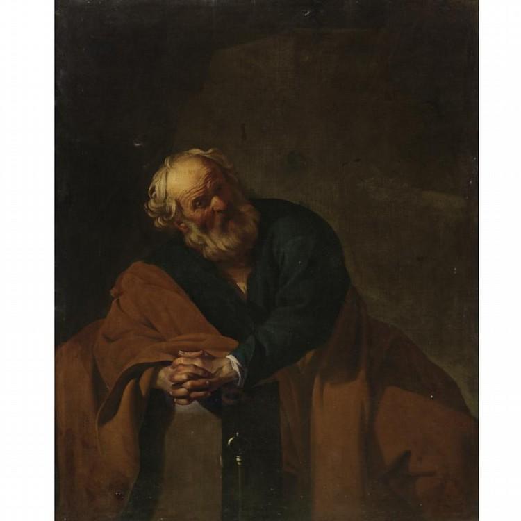 DIRCK JASPERSZ. VAN BABUREN WIJK BIJ DUURSTEDE, NEAR UTRECHT CIRCA 1594/5 - 1624 UTRECHT