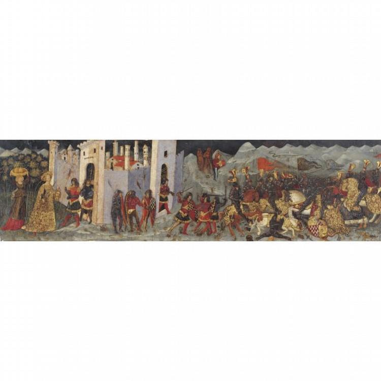 PAOLO DE STEFANO BADALONI, CALLED PAOLO SCHIAVO FLORENCE 1391 - 1478 PISA
