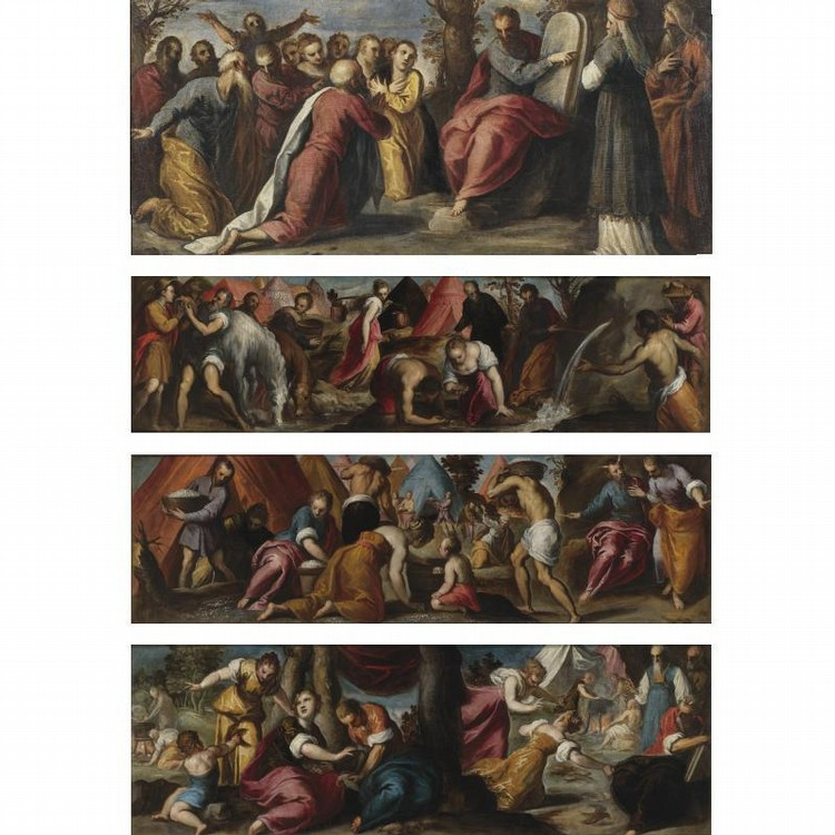 JACOPO PALMA, CALLED IL GIOVANE VENICE 1544 - 1628