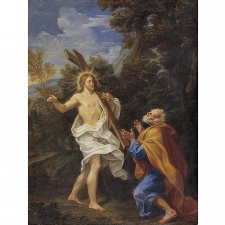 GIOVANNI ODAZZI ROME 1663 - 1731