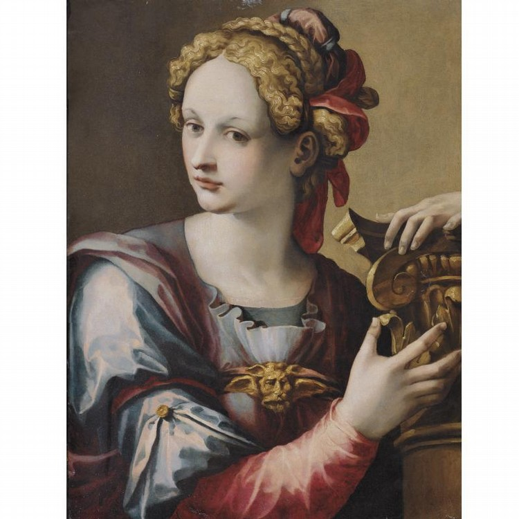 MICHELE TOSINI, CALLED MICHELE DI RIDOLFO DEL GHIRLANDAIO FLORENCE 1503 - 1577