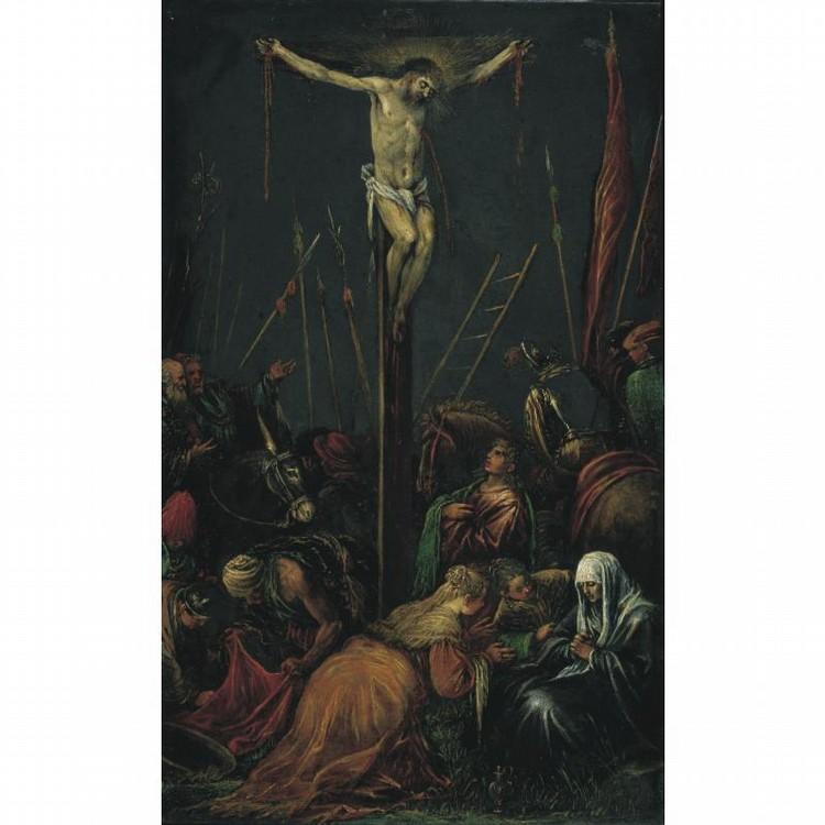 JACOPO DA PONTE, CALLED JACOPO BASSANO BASSANO DEL GRAPPA CIRCA 1510 - 1592