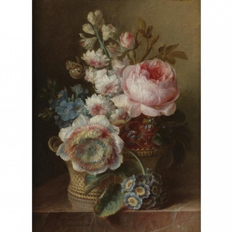 CORNEILLE VAN SPAENDONCK TILBURG 1756 - 1840 PARIS