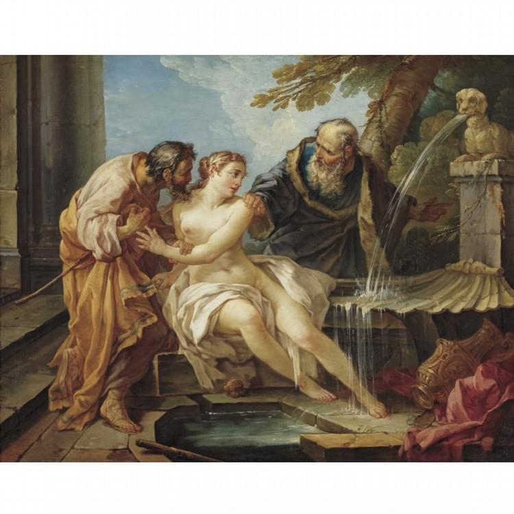 JOSEPH-MARIE VIEN MONTPELLIER 1716 - 1809 PARIS