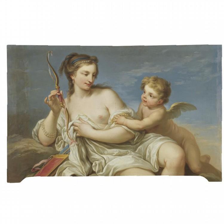 CARLE VAN LOO NICE 1705 - 1765 PARIS