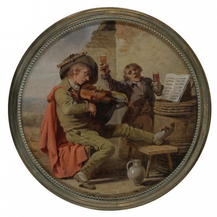MARTIN DRÖLLING OBERBERGHEIM, NEAR COLMAR 1752 - 1817 PARIS