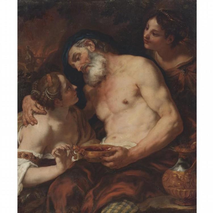 JOHANN MICHAEL ROTTMAYR LAUFEN 1654 - 1730 VIENNA