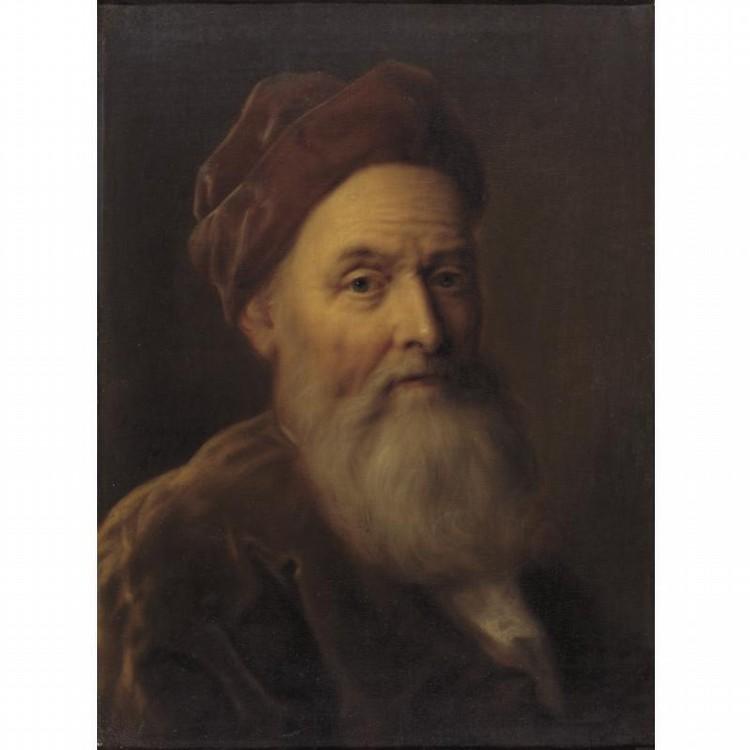 BALTHASAR DENNER 1685 - 1749