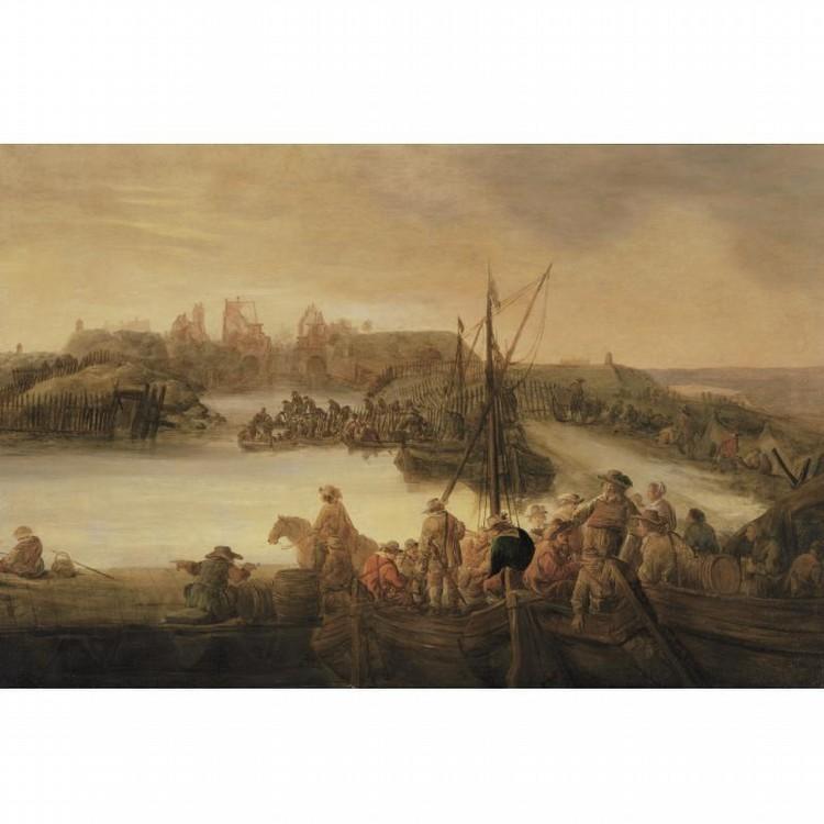 BENJAMIN GERRITSZ. CUYP DORDRECHT 1612 - 1652