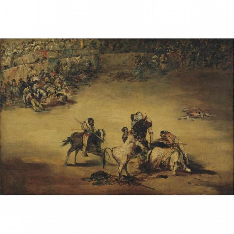 u - EUGENIO LUCAS VELÁZQUEZ MADRID 1817-1870