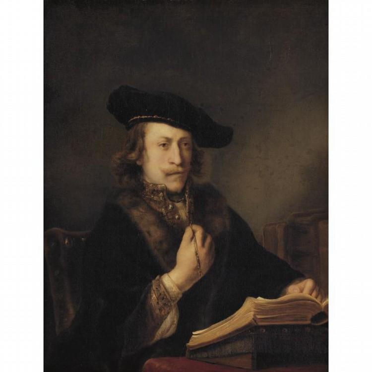 FERDINAND BOL DORDRECHT 1616 - 1680 AMSTERDAM