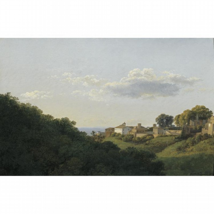 JEAN-JOSEPH-XAVIER BIDAULD CARPENTRAS 1758 - 1846 MONTMORENCY