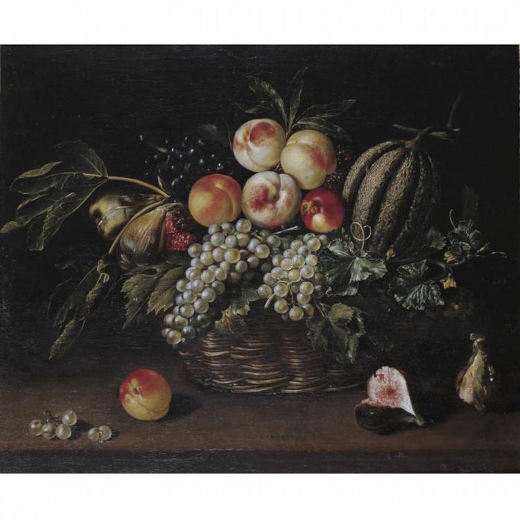 JACQUES LINARD TROYES 1597 - 1645 PARIS