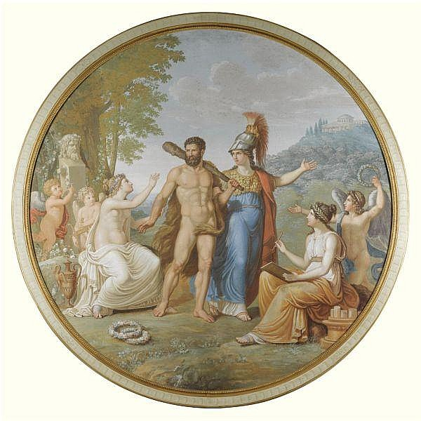Attributed to Pelagio Palagi , 1775-1860 