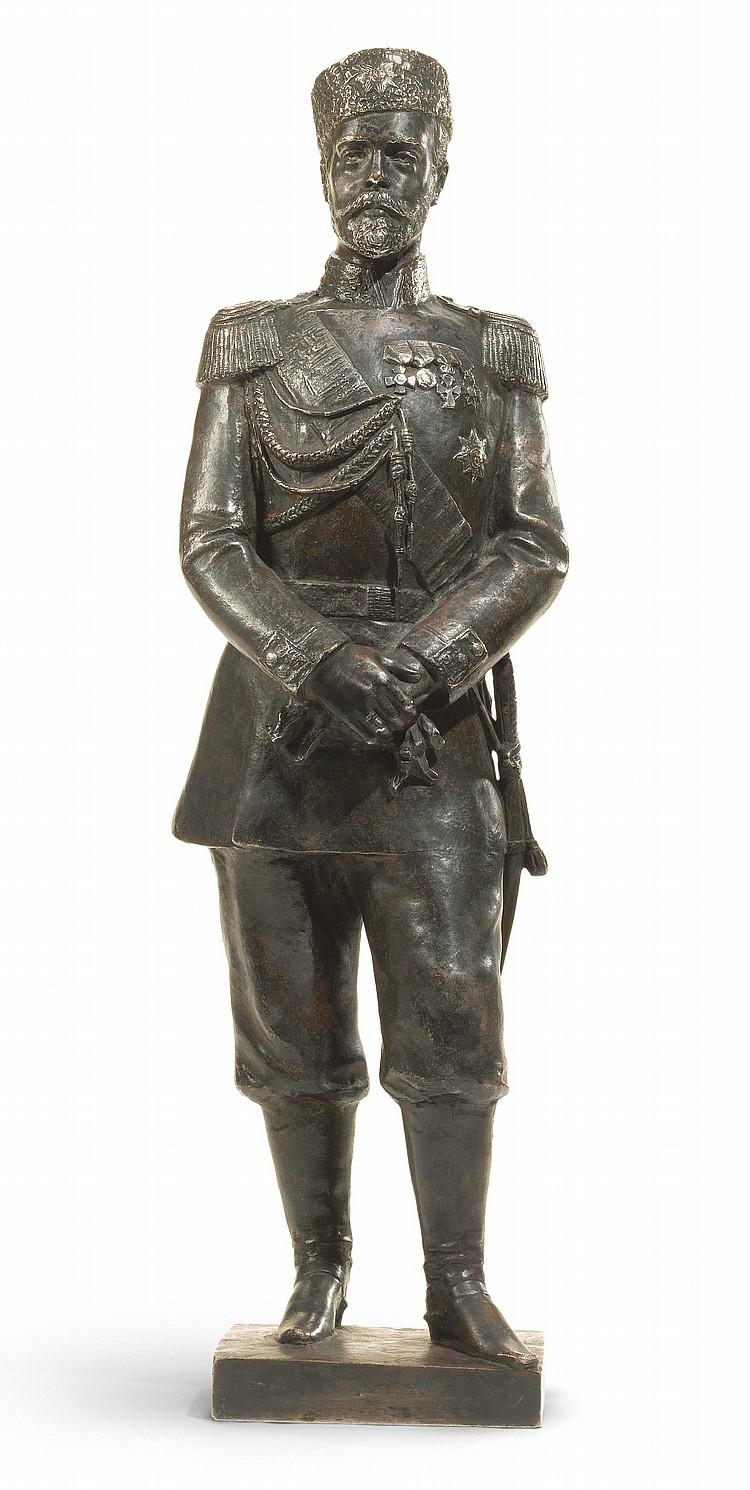 LEOPOLD BERNHARD BERNSTAMM, 1859 - 1910
