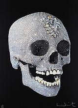 DAMIEN HIRST | For the love of God, The Diamond Skull