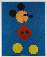 DAMIEN HIRST | Mickey