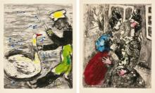 MARC CHAGALL | Fables (Cramer Books 22)