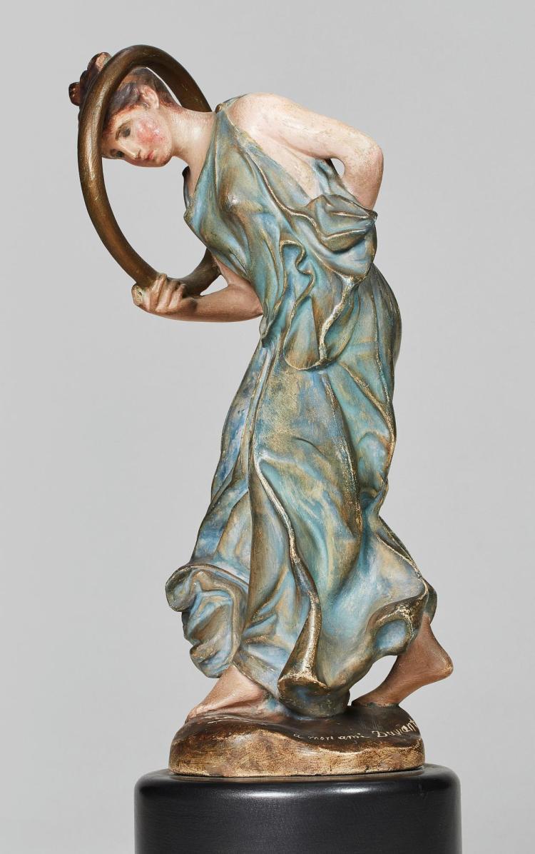 JEAN-LÉON GÉRÔME | La Joueuse deCerceau (The Hoop Dancer)