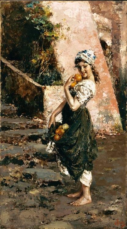 VINCENZO IROLLI (NAPOLI 1860 - 1949)