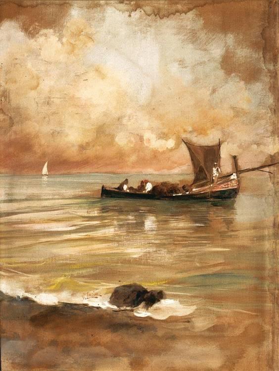 VINCENZO LORIA (SALERNO 1849 - LA SPEZIA 1939)