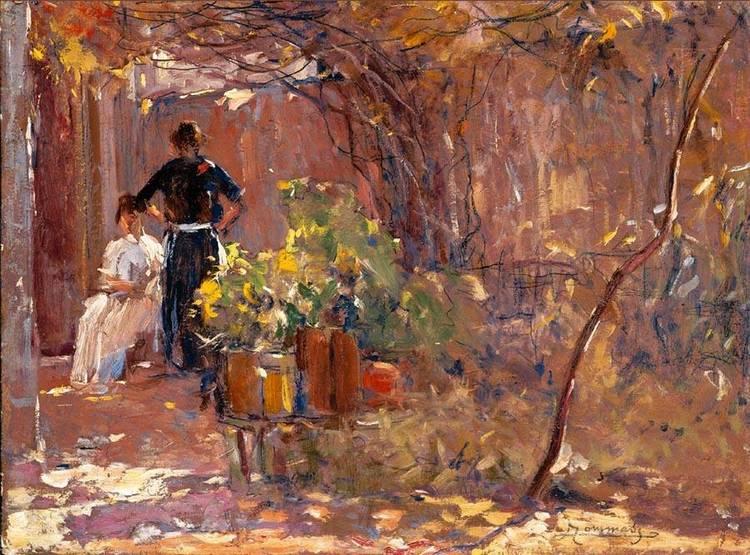 LUDOVICO TOMMASI (LIVORNO 1866 - FIRENZE 1941)