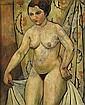 f - SUZANNE VALADON, 1865-1938 NU, Suzanne Valadon, Click for value