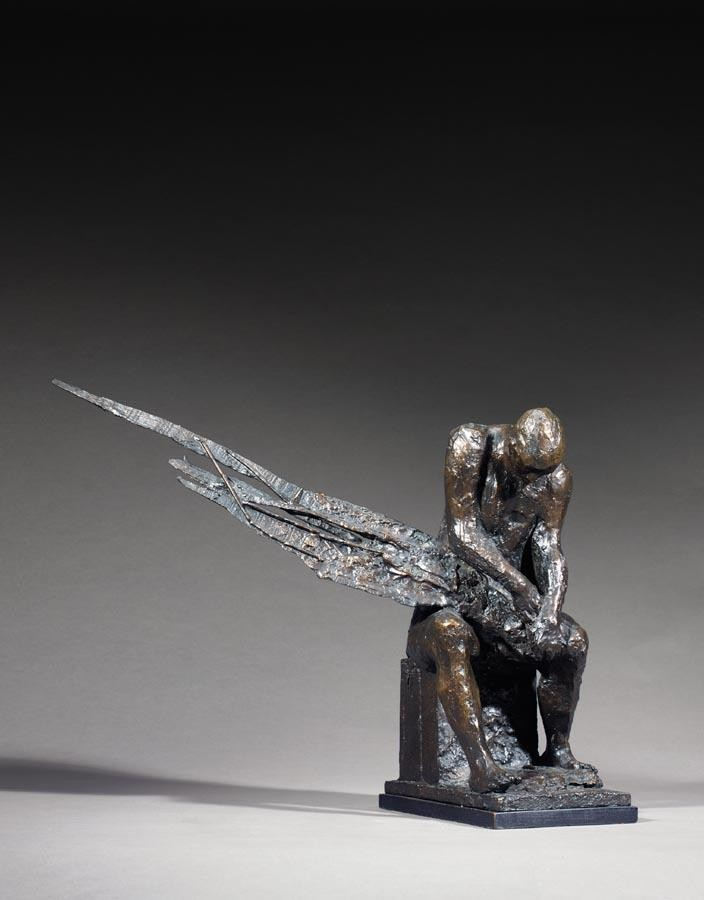 f - MICHAEL AYRTON 1921-1975 DAEDALUS, THE WING MAKER