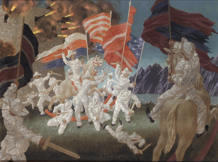 JOHN ARMSTRONG, A.R.A. 1893-1973 THE BATTLE OF PROPAGANDA