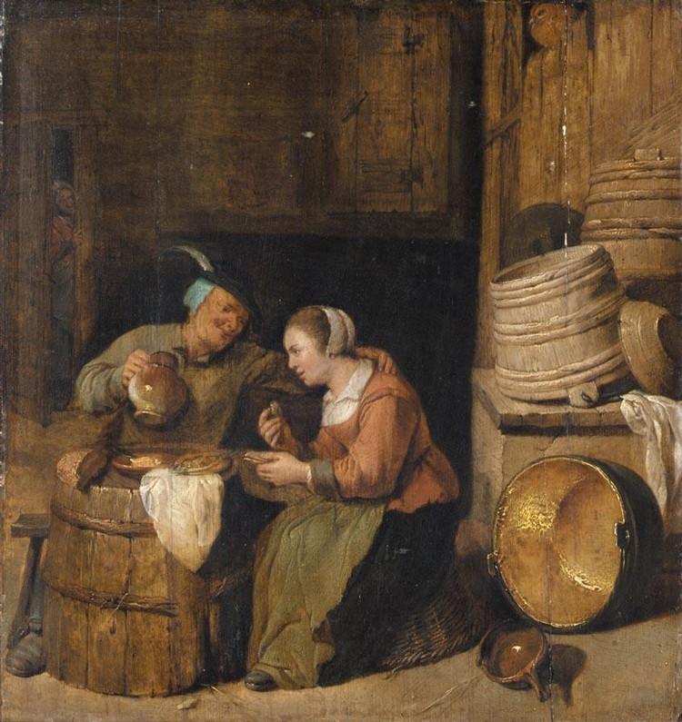 HENDRICK MAERTENSZ. SORGH ROTTERDAM 1609 OR 1611 - 1670