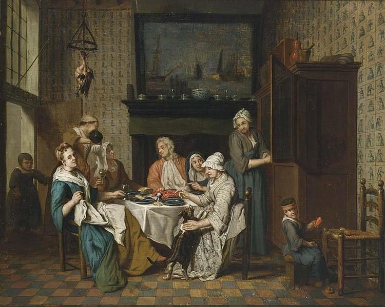 JAN JOSEF HOREMANS THE YOUNGER ANTWERP CIRCA 1714 - AFTER 1790