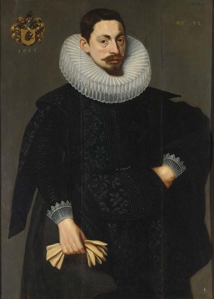 ADAM VAN NOORT ANTWERP 1561 - 1641