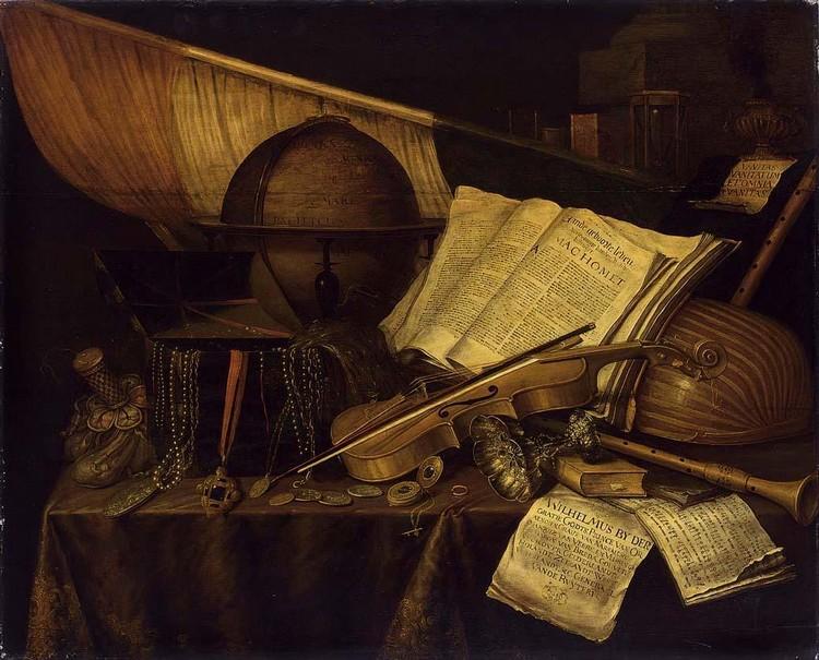 EDWAERT COLLIER BREDA ACTIVE BEFORE 1663 - 1708 LEIDEN (?)