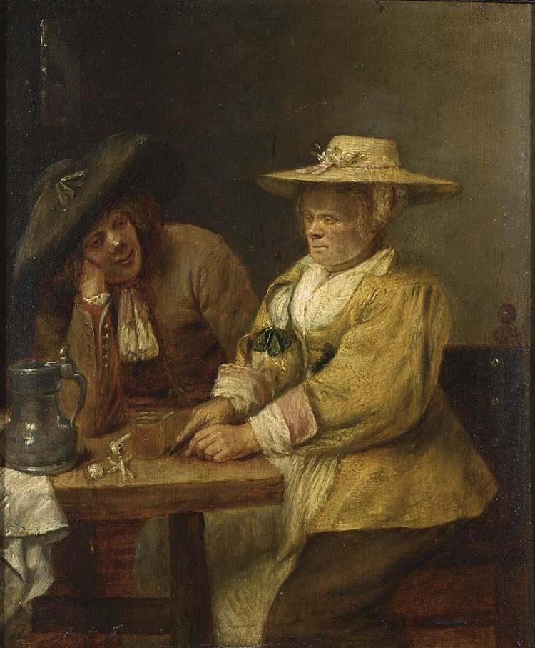 JOOS VAN CRAESBEECK NEERLINTER CIRCA 1605 - 1654/61 BRUSSELS