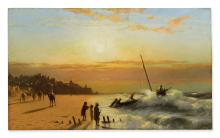 JAMES FAIRMAN | Sunset, Jaffa